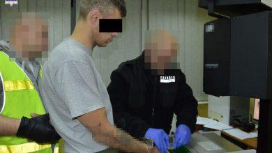 Zabił brata na stacji benzynowej. Po wszystkim odjechał wraz ze swoją partnerką (fot.Policja Lubelska)