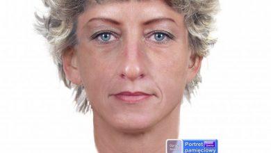 """Fałszywa """"wnuczka"""" poszukiwana. Ktoś rozpoznaję tę kobietę? [PORTRET PAMIĘCIOWY] (fot.policja.pl)"""
