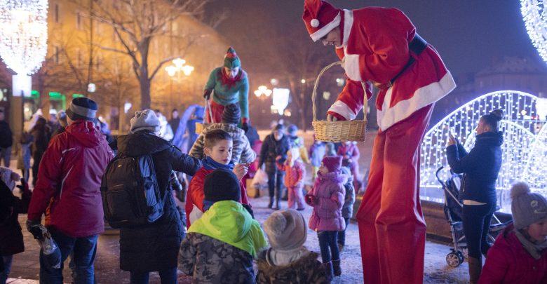 Tychy: Już w najbliższą sobotę, 8 grudnia Miejskie Mikołajki 2018 (fot.UM Tychy)