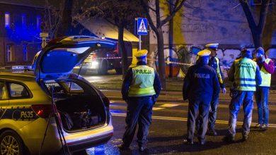 Areszt dla kierowcy, który wjechał w cztery kobiety na przejściu w Rudzie Śląskiej (fot.Jacek Puto)