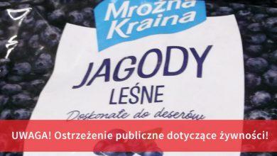 Główny Inspektorat Sanitarny wydał ostrzeżenie dotyczącego jednego z produktów oferowanych w sieci dyskontów Biedronka. Może zawierać bowiem bakterie Salmonelli! (fot.Główny Inspektorat Sanitarny)