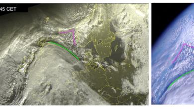 Pierwsze polskie zdjęcie satelitarne dzięki współpracy z firmą z Gliwic (fot.Future Processing)