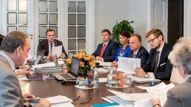 Podczas pierwszego posiedzenia Zarząd Województwa Śląskiego dokonał podziału kompetencji fot.slaskie.pl