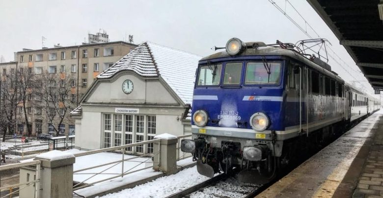 Pociągi InterCity zatrzymują się w już w Chorzowie. Na jak długo? (fot.UM Chorzów)