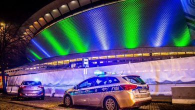 Przez Katowice 8 grudnia przejdzie Marsz dla Klimatu. Będzie sporo utrudnień i objazdów! (fot.policja)