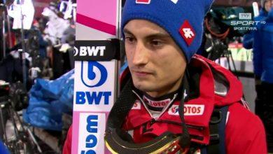 Niestety do konkursu nie zdołał awansować Maciej Kot, który skoczył 108,5 metra i zajął 62. miejsce