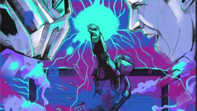 Wybraliście projekt. X-kom namaluje w Katowicach mural wart 100 tysięcy złotych (fot.x-kom)