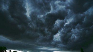 Ciepło, ale burzowo [PROGNOZA POGODY] Porywy wiatru do 60 km/h!