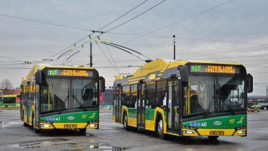 Nowa linia trolejbusowa w Tychach oraz zmiana trasy linii E (fot.UM Tychy)