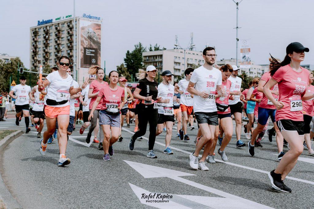 Pierwsza edycja biegu odbyła się 10 czerwca 2018 roku, a główna baza zawodów funkcjonowała w ścisłym centrum Katowic, pod Spodkiem. Rafał Kapica
