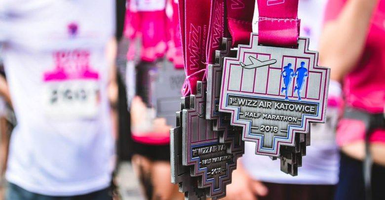 Wizz Air Katowice Half Marathon 2019 już w czerwcu! Ponad 1000 biegaczy już zapisanych!. foto Michał Ostrowski