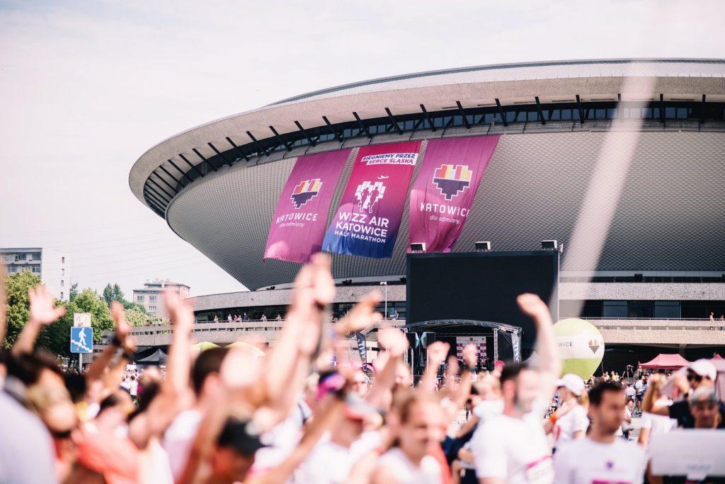 Wizz Air Katowice Half Marathon 2019 już w czerwcu! Ponad 1000 biegaczy już zapisanych!. foto To Inspire