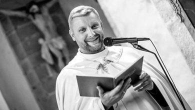Nie żyje ksiądz Marcin Żelazny. Kapłan z Mysłowic miał 41 lat. Pracował w Czechach w parafii Trhové Sviny (fot.Archidiecezja Katowicka/facebook)