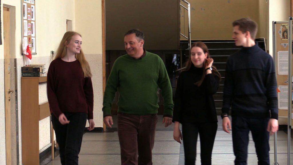 Po raz drugi uczniowie z Zespołu Szkół Ogólnokształcących nr 1 im. Mikołaja Kopernika w Katowicach organizują koncert charytatywny dla Michała Włodarskiego