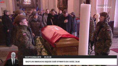 Dzisiaj pogrzeb śp. Pawła Adamowicza. Msza święta pogrzebowa o godz. 12.00 (fot.www.gdańsk.pl)