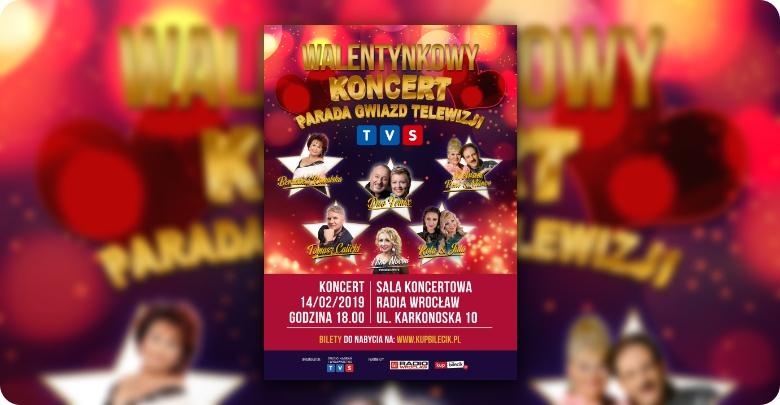 Walentynkowy Koncert (fot. TVS)