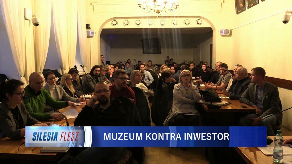 Wraca temat budowy osiedla przy Strefie Kultury w Katowicach. W katowickim urzędzie miasta odbyła się dyskusja publiczna w sprawie planu zagospodarowania dla tego terenu