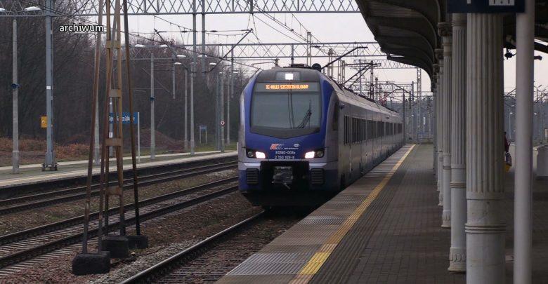 Śmiertelny wypadek na torach na linii Katowice - Gliwice. Są opóźnienia pociągów (fot.archiwum-poglądowe)
