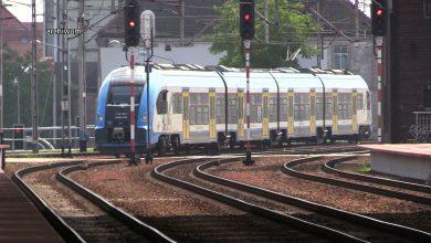 Tragedia na torach w Czerwionce-Leszczynach. Pociąg przejechał mężczyznę. Tragedia miała miejsce w rejonie ulicy Lompy (fot.poglądowe - archiwum)