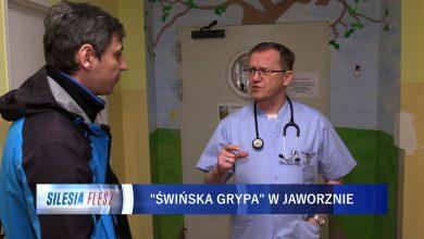 Świńska grypa w Jaworznie. 9 przypadków zachorowań na AH1N1 [WIDEO] (fot.mat.TVS)