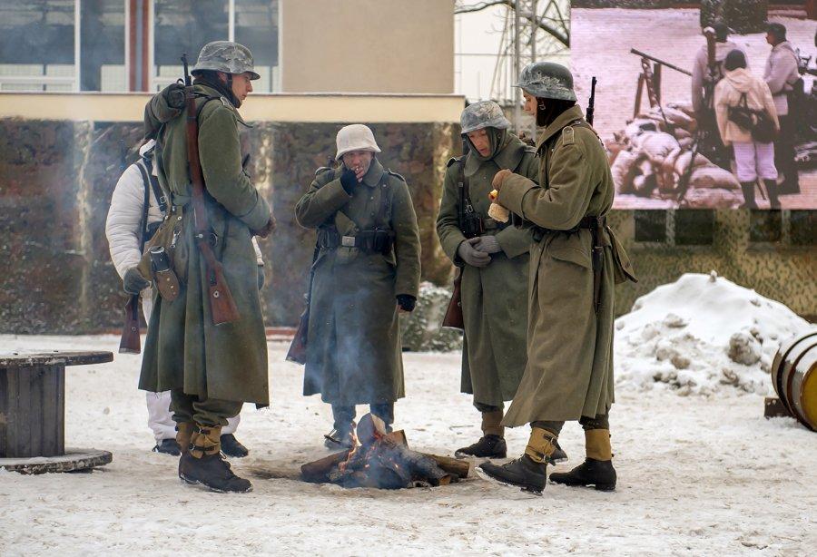 Bytom. Niesamowita rekonstrukcja walk o Miechowice! W tym roku było naprawdę epicko (źr.fot:UM Bytom)