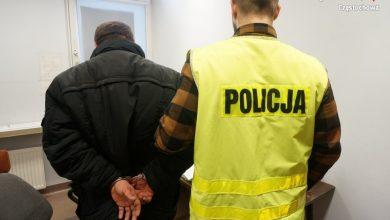 Śląskie: Zboczeniec zatrzymany. Skrzywdził 15 i 17-latkę (fot.Śląska Policja)