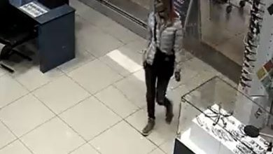 Gliwice: Rozpoznajecie tę złodziejkę? [ZDJĘCIA] Policja prosi o pomoc (fot.KMP Gliwice)