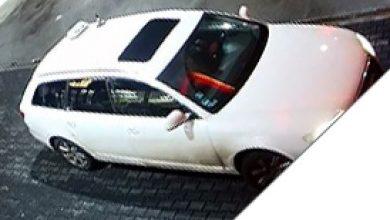 Gliwice: Podpalił stację benzynową na ul. Toszeckiej. Policja poszukuje kierowcy taksówki, który podwiózł sprawcę na stację (fot.KMP Gliwice)
