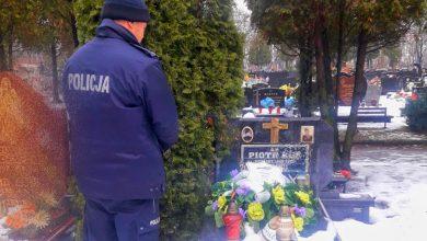 Wzruszająca historia z Gliwic: Starszy pan na swojego dzielnicowego mógł liczyć nawet po śmierci (fot.KMP Gliwice)