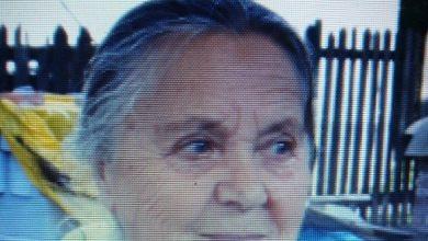Jaworzno: Zaginęła 82-letnia Zuzanna Jedynak [FOTO] Policja prosi o pomoc. Kobieta miewa zaniki pamięci (fot.KMP Jaworzno)