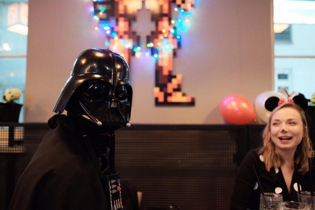 2019 witano także w klubie Cybermachina w Katowicach. W Cybermachinie Sylwestra zorganizowano pod znakiem bajek Disneya