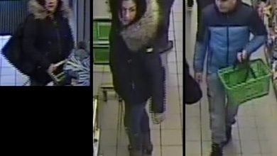 Tychy: Rozpoznajecie ich? [FOTO] Para jest poszukiwana przez tyską policję (fot.KMP Tychy)