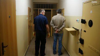 Żywiec: Z nożem na własnego ojca. 33-latek odpowie za usiłowanie zabójstwa (fot.Śląska Policja)