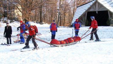 GOPR znowu w akcji! Trzech turystów utknęło w masywie Lubania w Beskidach