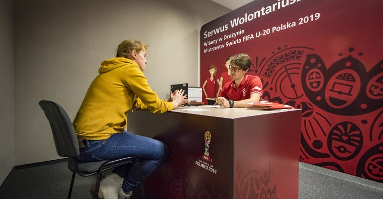 Tychy: Jak się załapać na Mistrzostwa Świata U20? Trwają rozmowy kwalifikacyjne dla wolontariuszy! (fot.UM Tychy)