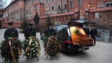 Żegnał go Kraków, żegnała cała Polska. W Krakowie odbył się pogrzeb biskupa Tadeusza Pieronka (fot.TVP Info)