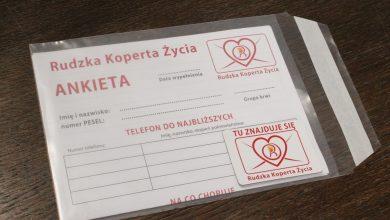 Ruda Śląska: Dzień Babci i Dziadka. Z okazji ich święta podaruj im kopertę życia (fot.UM Ruda Śląska)