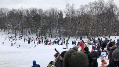 Katowice: Reaktywacja toru saneczkowego w Parku Kościuszki (fot.UM Katowice)