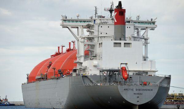 To już 50 dostawa skroplonego gazu LNG do Polski