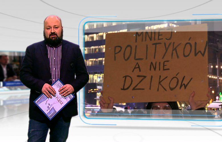 """TOP 5 SILESIA FLESZ pod ostrzałem! Strzelają do dzików, chcą """"odstrzelić"""" władze JSW!"""