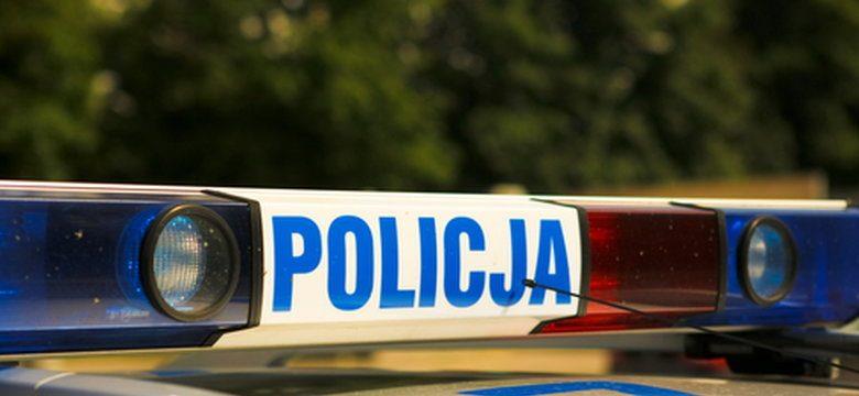3,5 promila i brak prawa jazdy. 38-latek wpadł w ręce policji
