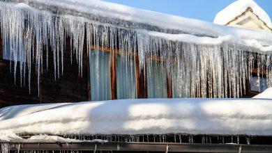 Usuwacie śnieg oraz sople z dachów. Policja apeluje (fot. pogądowe/www.pixabay.com)