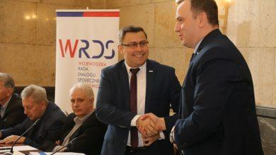 Wojewódzka Rada Dialogu Społecznego z nowym szefem. Został nim wojewoda śląski, Jarosław Wieczorek (slaskie.pl)