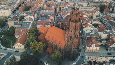 Gliwice: Chcecie wejść na wieżę kościoła Wszystkich Świętych? W sobotę można to zrobić! Fot.K.Szymik/UM Gliwice