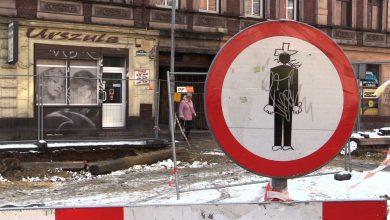 Remont ul.Katowickiej w Bytomiu. Czy ten horror kiedyś się skończy?!