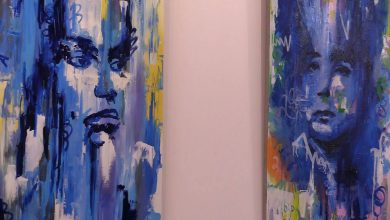 Michał Rejner. Jego prace obiegły cały świat. Młody artysta swoją twórczość pokazuje teraz w rodzinnym Bytomiu