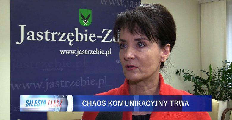 Śląskie: Chaos komunikacyjny trwa [WIDEO] (fot. mat.TVS)