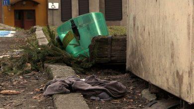 Mysłowice: Pod śmietnikami taki bałagan, że ruszają kontrole czystości w mieście!