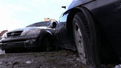 Kto ma to posprzątać? W Chorzowie mieszkańcy chcą się pozbyć rdzewiejących wraków!