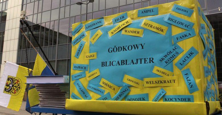 Blicablajter powstaje w Katowicach. Ma promować ślonsko godka